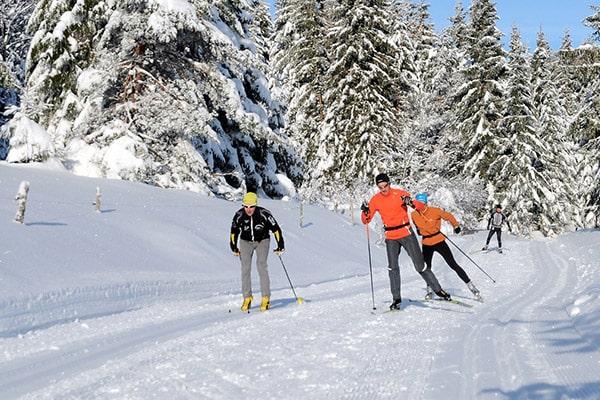 Ski stations